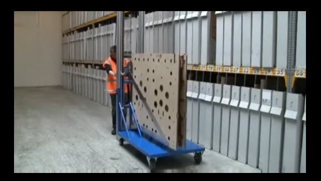 Bcm Rotary Cutting Die Storage
